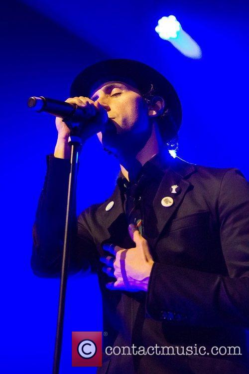 Paul Smith, Maximo Park, Ao Vivo