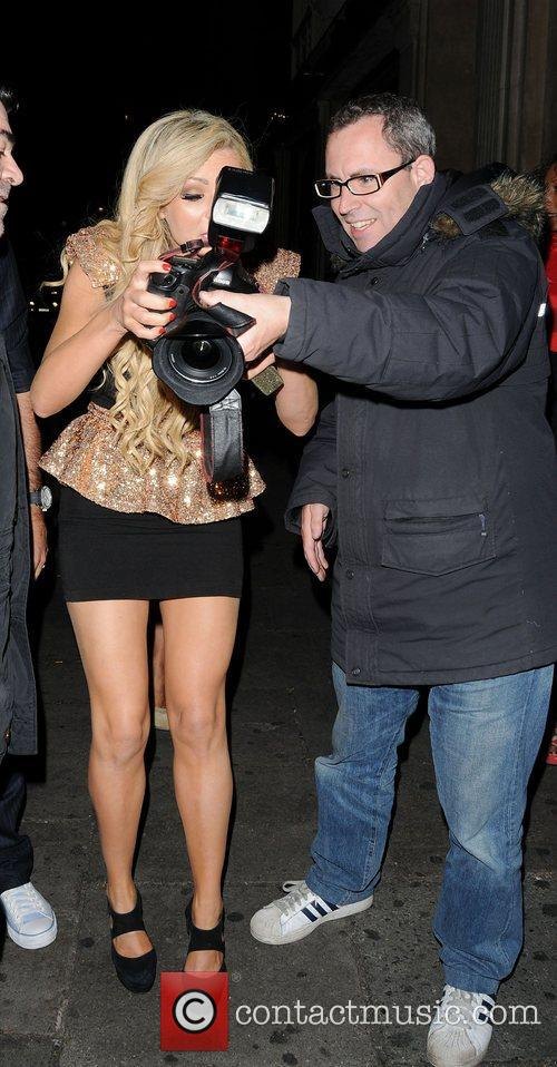 Nicola Mclean and May Fair Hotel 11
