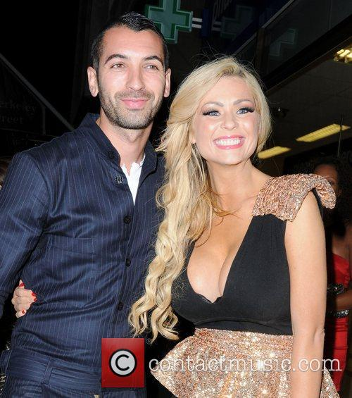 Nicola Mclean and May Fair Hotel 4