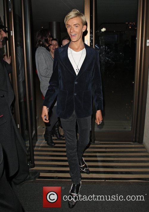Harry Derbridge  leaving the Mayfair Hotel London,...