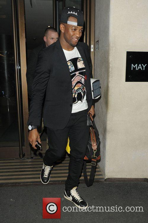Oritse Williams leaving May Fair hotel