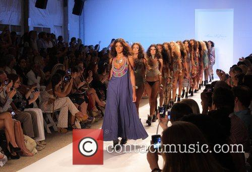 Mercedes-Benz Fashion Week Swim - Mara Hoffman -...