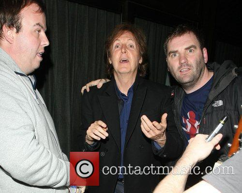 Sir Paul McCartney Fans