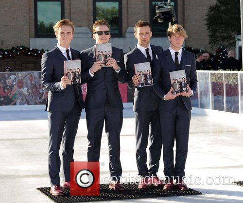 Tom Fletcher, Danny Jones, Harry Judd, Dougie Poynter and Selfridges 7