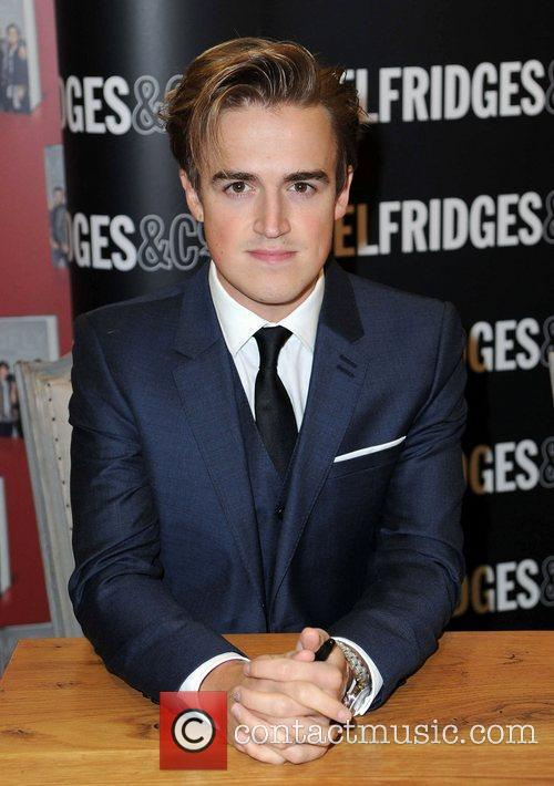 Tom Fletcher and Selfridges 6