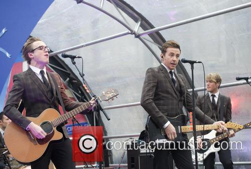 Featuring: Tom Fletcher, Danny Jones, Dougie Poynter