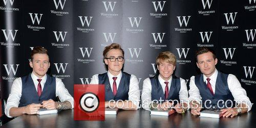 Danny Jones, Tom Fletcher, Dougie Poynter and Harry Judd 5