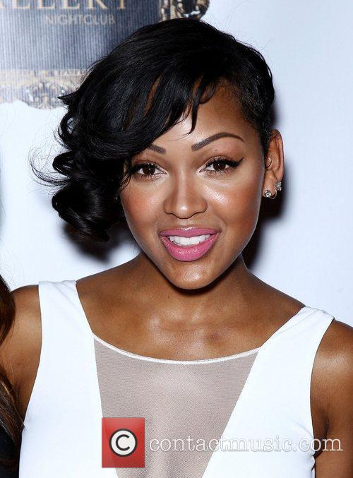 Meagan Good and Planet Hollywood 4