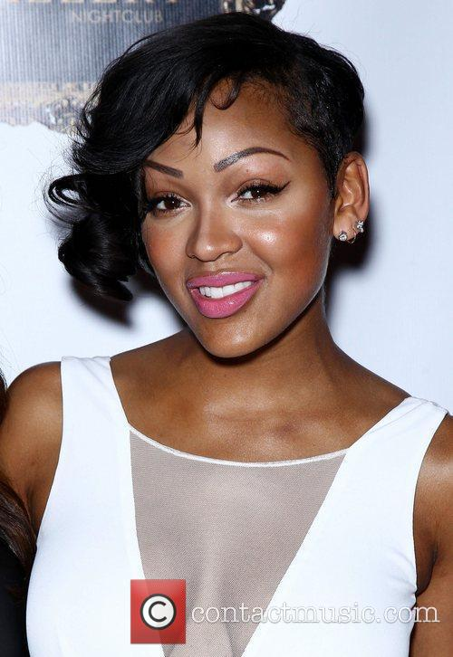 Meagan Good and Planet Hollywood 7