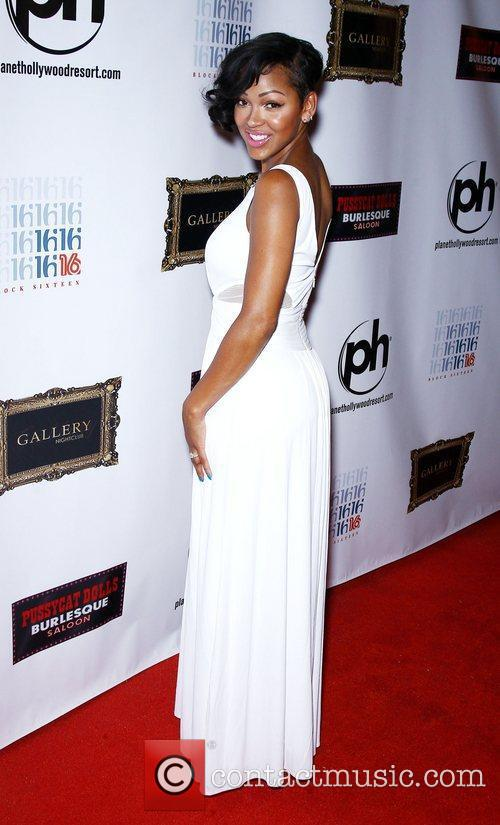 Meagan Good and Planet Hollywood 9