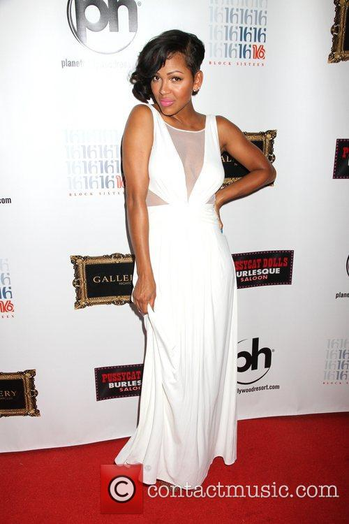 Meagan Good and Planet Hollywood 11