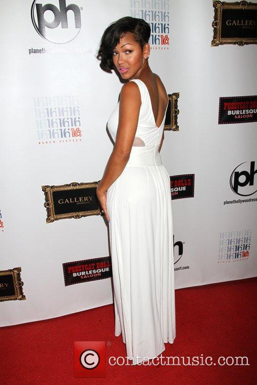 Meagan Good and Planet Hollywood 13