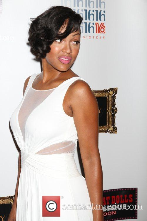 Meagan Good and Planet Hollywood 14