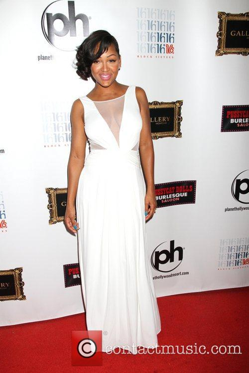 Meagan Good and Planet Hollywood 15