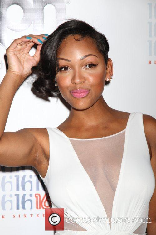 Meagan Good and Planet Hollywood 17