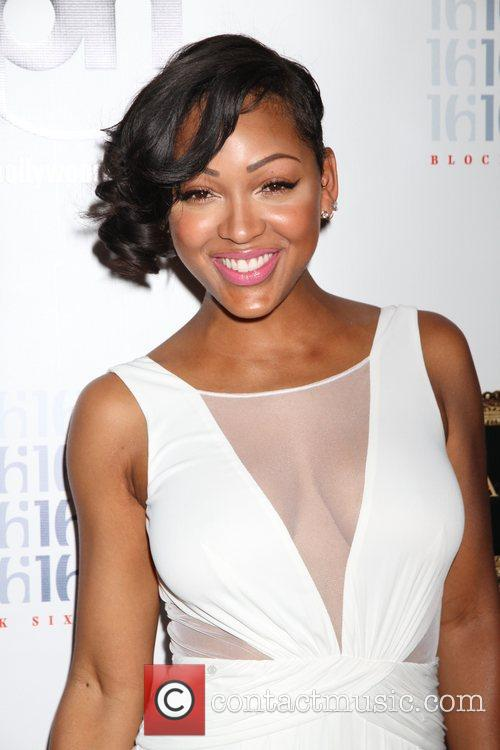 Meagan Good and Planet Hollywood 18