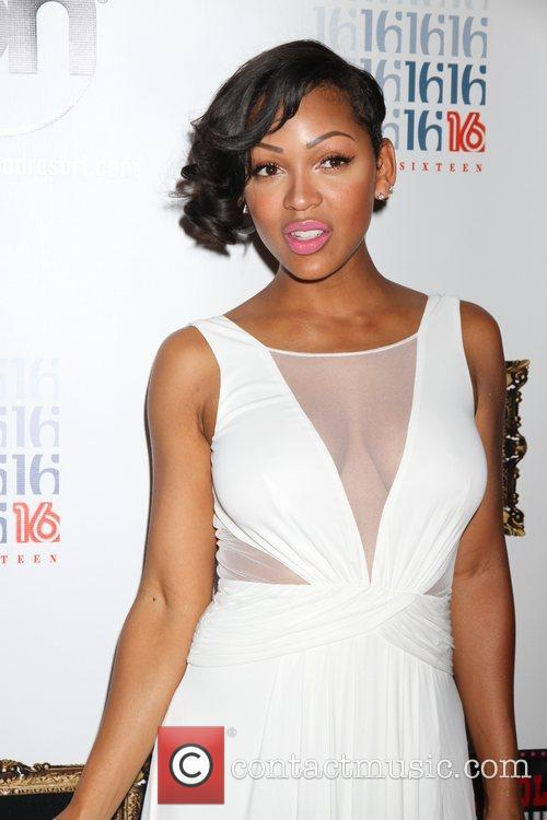 Meagan Good and Planet Hollywood 20