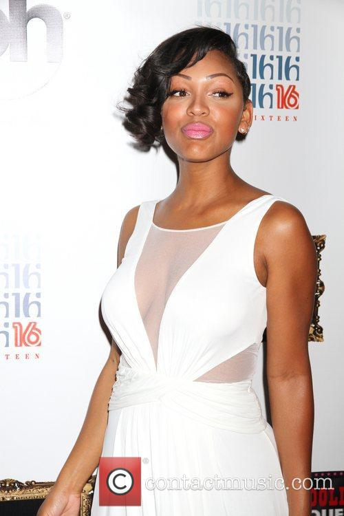 Meagan Good and Planet Hollywood 21
