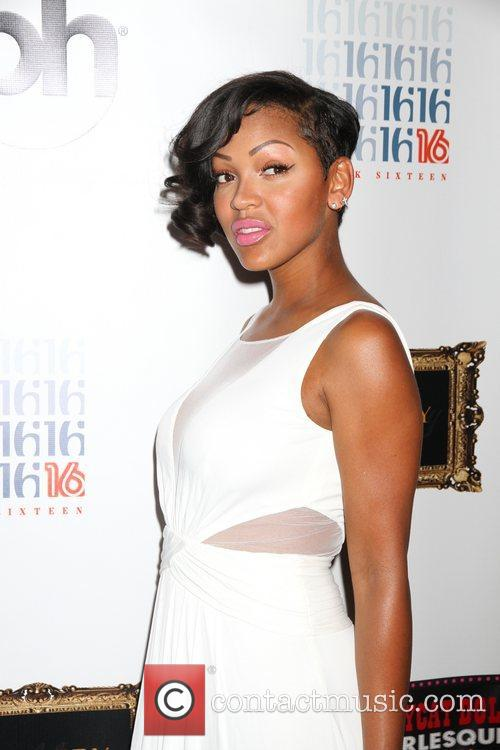 Meagan Good and Planet Hollywood 22