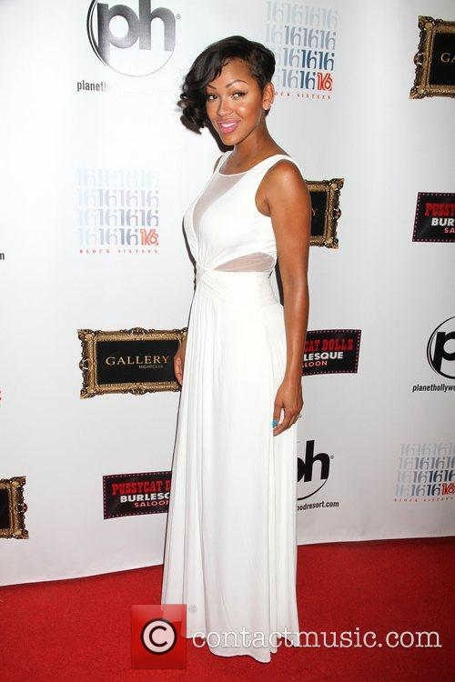 Meagan Good and Planet Hollywood 23