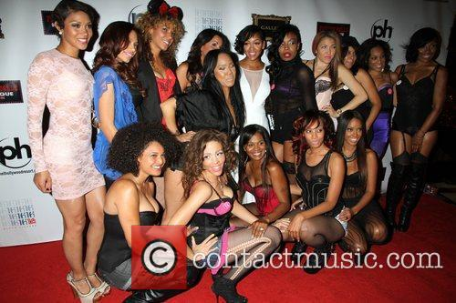 Meagan Good and Planet Hollywood 24