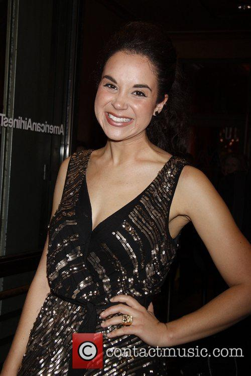 Alexandra Silber Broadway Opening night of 'The Road...