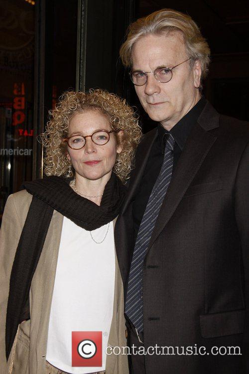 Amy Irving and Kenneth Bowser 2