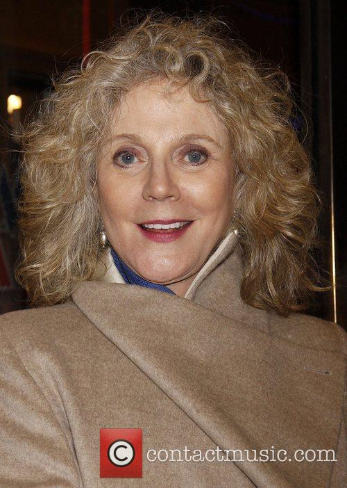 Blythe Danner Broadway Opening night of 'The Road...