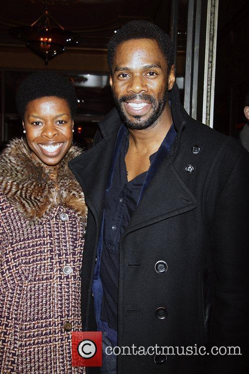 Colman Domingo Broadway Opening night of 'The Road...