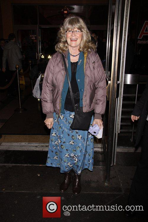 Judith Ivey Broadway Opening night of 'The Road...