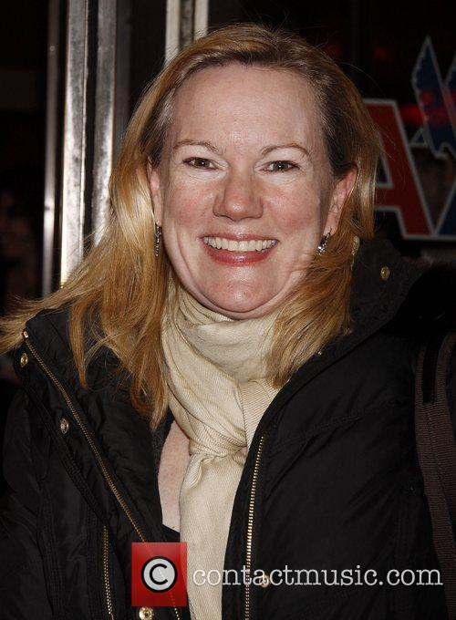 Kathleen Marshall Broadway Opening night of 'The Road...