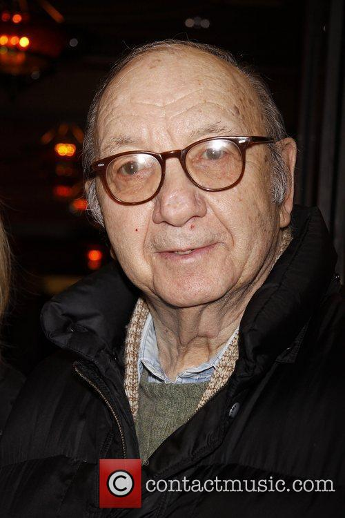 Neil Simon Broadway Opening night of 'The Road...