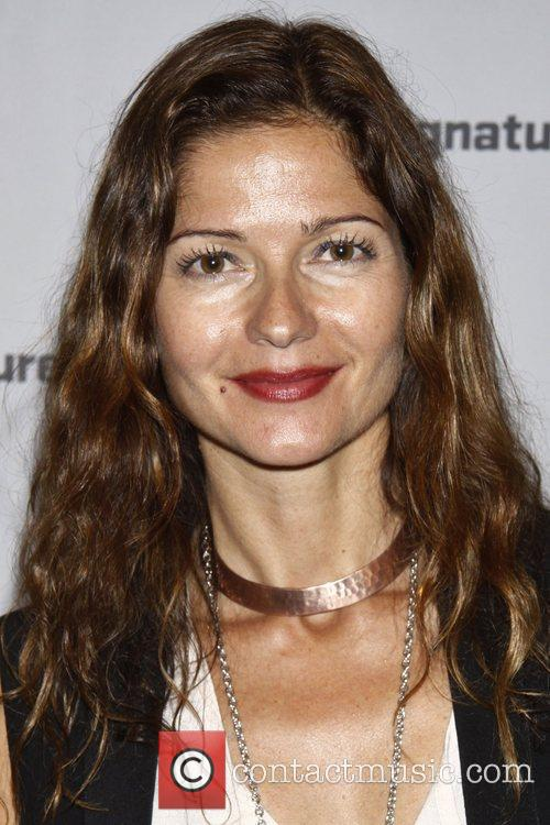 Jill Hennessy After party for the opening night...