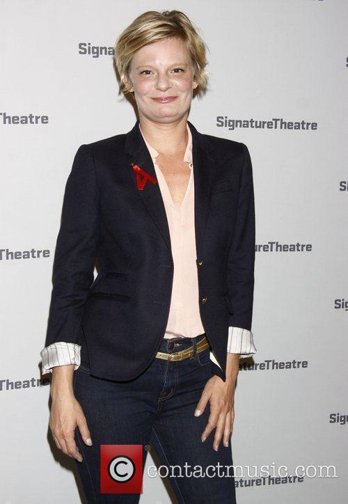 Martha Plimpton  After party for the opening...