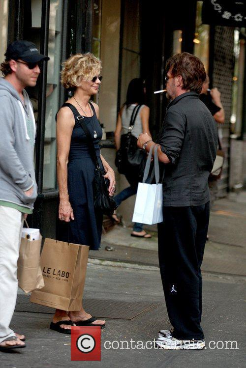 Meg Ryan and John Mellencamp 4