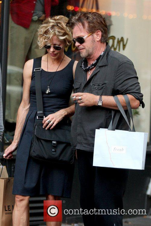 Shopping together in Soho