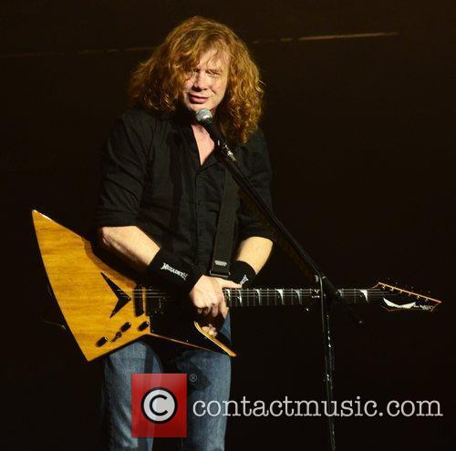 Megadeth and Madison Square Garden 1