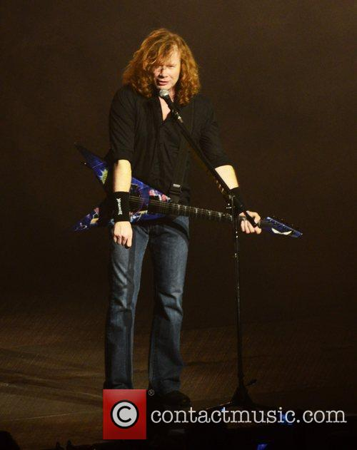 Megadeth and Madison Square Garden 4