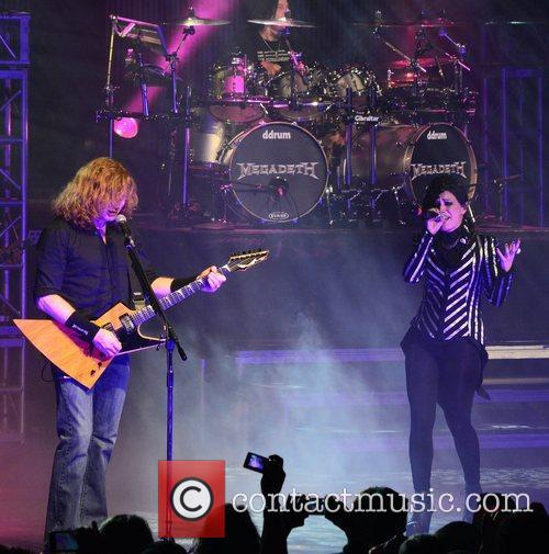 Megadeth and Madison Square Garden 8