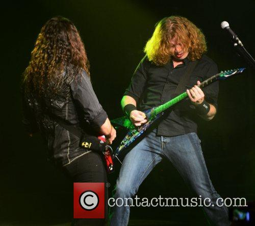 Megadeth and Madison Square Garden 9