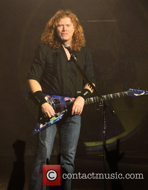 Megadeth and Madison Square Garden 15