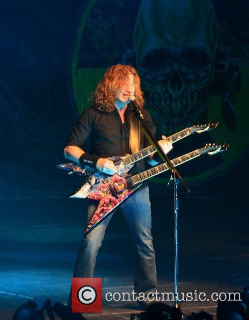 Megadeth and Madison Square Garden 19