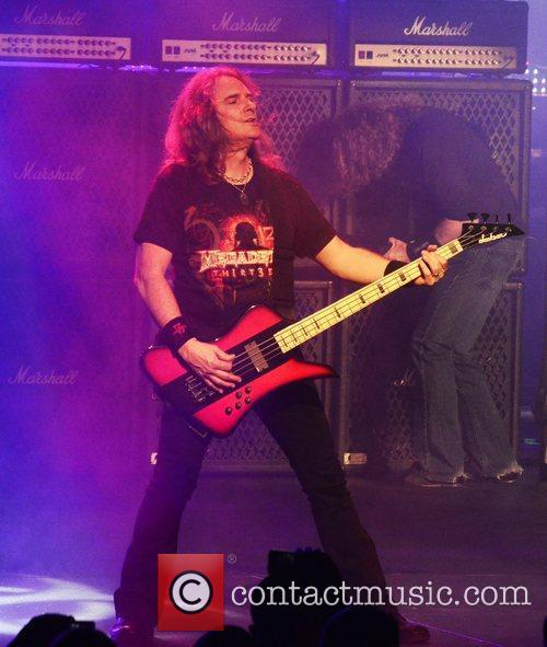 Megadeth and Madison Square Garden 20
