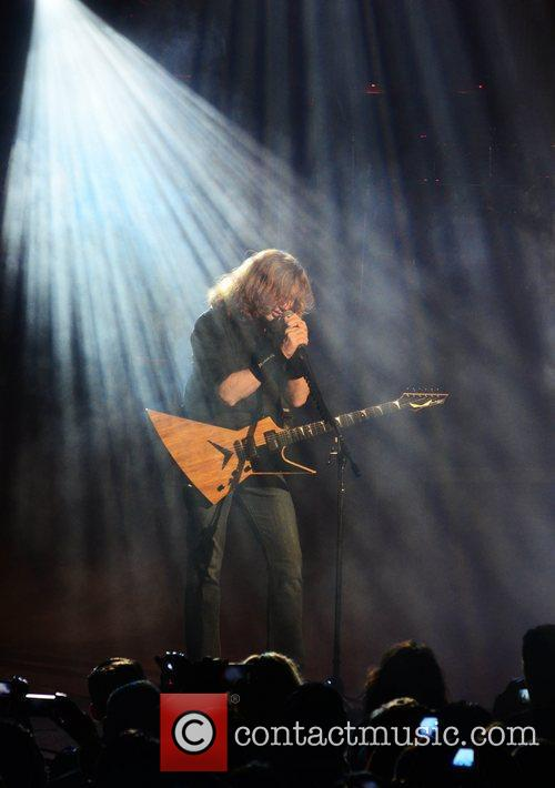 Megadeth and Madison Square Garden 21
