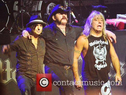 Motorhead and Madison Square Garden 3