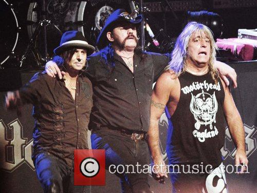Motorhead and Madison Square Garden 5