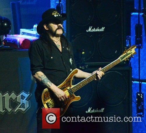 Megadeth and Motorhead perform live at the Theatre...