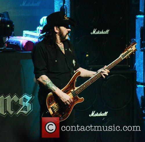 Motorhead and Madison Square Garden 6