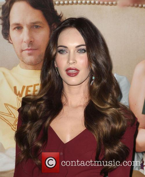 Megan Fox and Grauman's Chinese Theatre 5