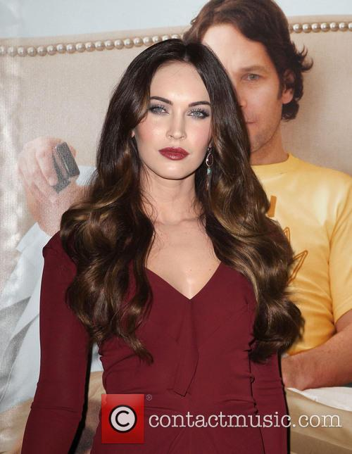 Megan Fox and Grauman's Chinese Theatre 4